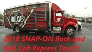 Download 2018 SNAP ON ROCK AND ROLL CAB EXPRESS TOUR!! Video