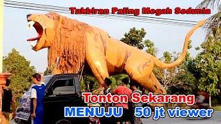Download Takbir keliling paling Megah Sedunia 2018 M / 1439 H Mintreng Wareng Delok Sekarpetak Demak Jateng Video