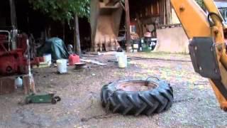 Download Tractor Tire Flat Repair Part 1 Video