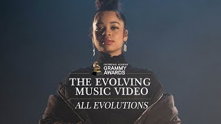 Download The GRAMMYs | The Evolving Music Video, starring Ella Mai - all evolutions Video