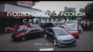 Download Evolution Lancer Of Indonesia CAR MEETUP Video
