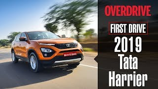 Download 2019 Tata Harrier | First Drive | OVERDRIVE Video