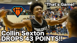 Download Collin Sexton Drops 43 & CLUTCH Buzzer Beater In CRAZIEST Game of the Year!! | Full Game Highlights Video