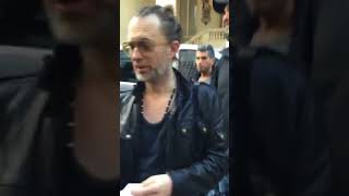 Download Thom Yorke met with fans in Argentina (13.04.2018) Video