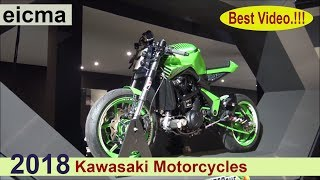 Download Kawasaki 2018 Motorcycles - all bikes in one video.!!! Video
