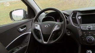 Download Im Test: Hyundai Santa Fe | Motor mobil Video