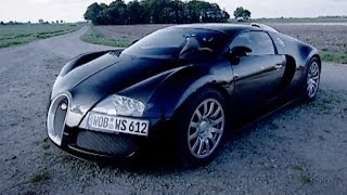 Download Bugatti Veyron at Top Speed   Top Gear Video