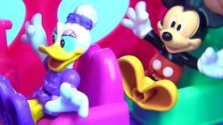 Download Disney Jr. MINNIE MOUSE Polka Dot Jet Plane Video