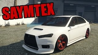 Download GTA 5 - Tuto tuning n°3 : Kuruma JDM style Video
