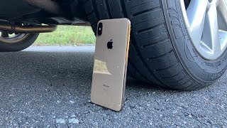 Download iPhone XS Max vs CAR Video