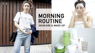 Download WORK MORNING ROUTINE 2016 (ENG) | Skincare & Makeup Video