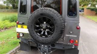 Download Landrover Defender 110 XS 2014 - clinkardcars.co.uk Video