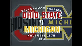 Download Ohio State vs Michigan - 2017 Preview & Predictions - College Football - OSU v MICH Video
