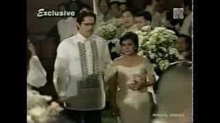 Download Matet de Leon Wedding Part 1 with Nora Aunor Video