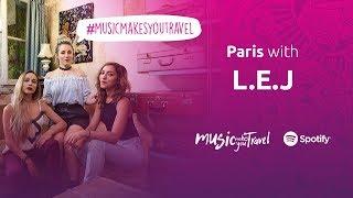 Download Discover Paris With L.E.J Video