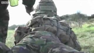 Download Scotland's rugby-crazy Fijian soldiers Video