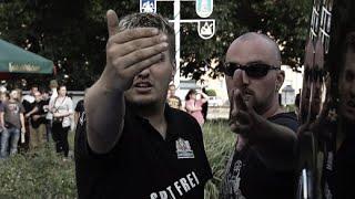 Download Geburtstagstorte mit Hakenkreuz: Exklusive Einblicke in das Innenleben der Freitaler Terrorzelle Video