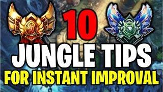 Download 10 JUNGLE TIPS THAT WILL INSTANTLY MAKE YOU BETTER - League of Legends Video