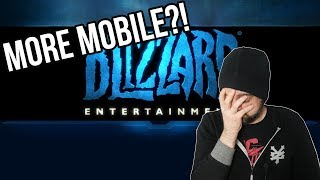 Download Blizzard RESPONDS to Diablo Immortal BACKLASH with MORE MOBILE GAMES! | RGT 85 Video