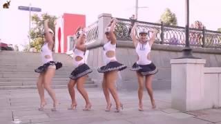Download Опа-опа-опа-па / Remix, electro. Креативные танцы людей в военной форме. Video