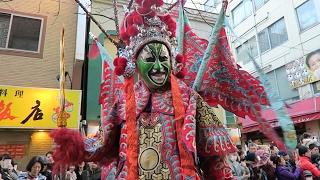 Download Chinese New Year Parade in Yokohama Chinatown (2017) Video