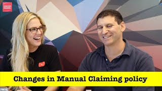 Download Even MORE Improvements to Manual Claiming! Video