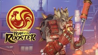 Download Overwatch - Welcome to the Year of the Rooster Trailer Video