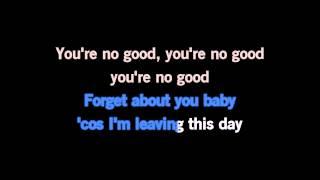 Download Karaoke Linda Ronstadt You're No Good Video