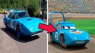 Download Los Personajes de La película Cars en la Vida Real Video