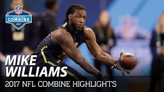 Download Mike Williams (Clemson, WR) | 2017 NFL Combine Workout Video