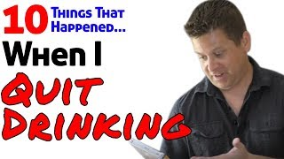 Download 10 Things That Happened When I Quit Drinking Alcohol - #3 Is Surprising! Video