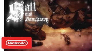 Download Salt & Sanctuary Launch Trailer - Nintendo Switch Video