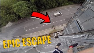 Download EPIC SECURITY & POLICE ESCAPE FROM MAD CLIMB! Video