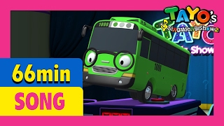 Download [Tayo's Sing Along Show 2] Season 2 Compilation l 66 mins l Tayo the Little Bus Video
