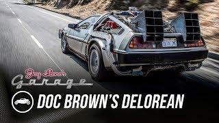 Download Doc Brown's DeLorean - Jay Leno's Garage Video
