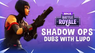 Download Shadow Ops Missions With Lupo!! - Fortnite Battle Royale Gameplay - Ninja Video