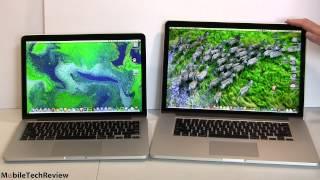 Download 2014 Retina MacBook Pro 13″ vs 15″ Comparison Smackdown Video