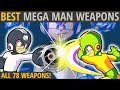 Download The BEST Mega Man Weapons List! (ALL 78 CLASSIC WEAPONS) Video