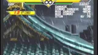 Download Capcom Vs SNK 2 combo video Video