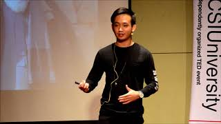 Download The Road Less Travelled | Chris Lau | TEDxUCSIUniversity Video
