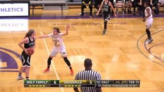 Download High School Girls Basketball: Holy Family Catholic vs. DeLaSalle Video