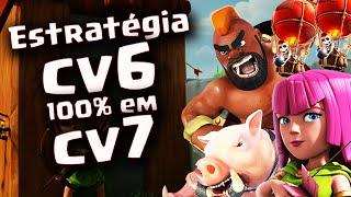 Download Melhor Estratégia para cv6 mais um ataque Épico - Clash of Clans Video