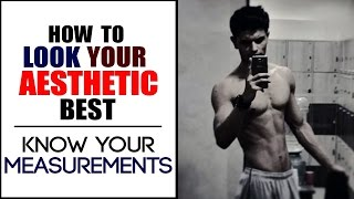 Download How To LOOK YOUR AESTHETIC BEST | KNOW YOUR BODYBUILDING MEASUREMENTS | Mayank Bhattacharya Video