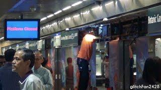 Download [SBST] Onboard Trains Bypassing DT9 Botanic Gardens Interchange Station due to Faulty Platform Doors Video