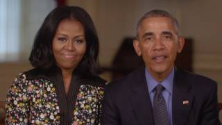 Download What's Next from Barack and Michelle Obama Video