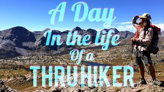 Download A Day In The Life of a Thru Hiker Video
