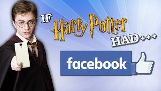 Download IF HARRY POTTER HAD FACEBOOK Video