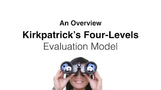 Download The Four-Levels Training Evaluation Model Video