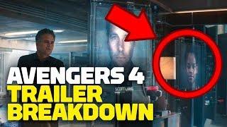 Download Marvel's Avengers: Endgame Trailer #1 BREAKDOWN, Secrets & Easter Eggs - Rewind Theater Video