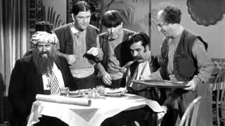 Download The Three Stooges Malice In The Palace 1949 Video